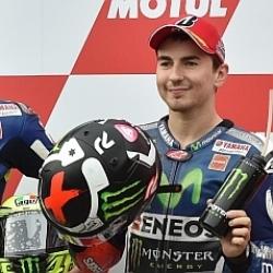 Lorenzo: Soy más rápido que Rossi en seco