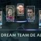 Jordi Alba elige a su 'Top-5'