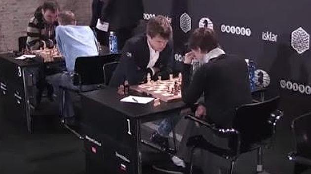 Carlsen, el más veloz de los veloces