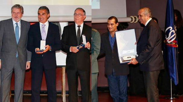 El baloncesto español culmina su año con el reconocimiento del deporte español