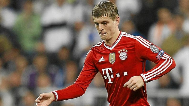 Kroos's attacking credentials