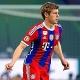 Kroos, su posición habitual en el Bayern y con Alemania