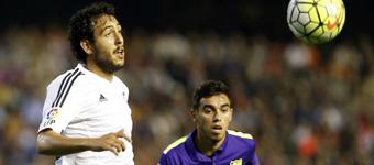 Valencia vs Málaga en directo