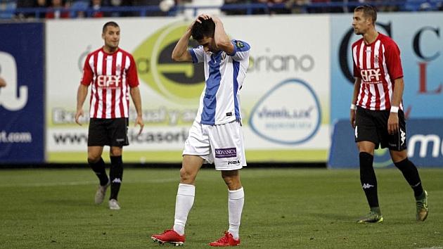 El Leganés deja escapar dos puntos en casa. Foto: Apo Caballero (MARCA).