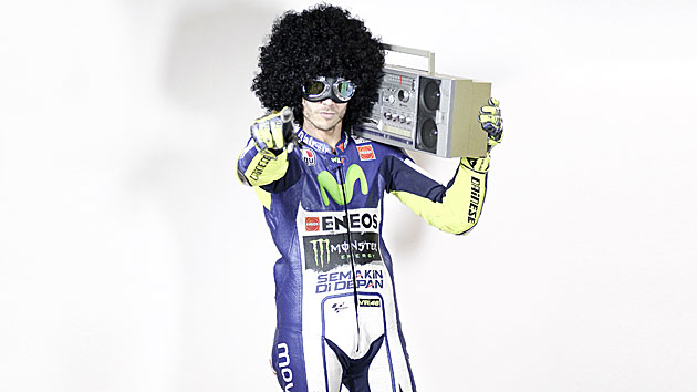 Rossi, de otra época