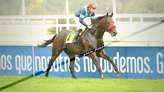 'Portobelo' cabalga hacia la victoria
