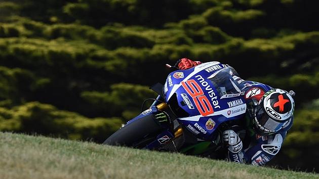 Lorenzo: Con Iannone pasando a Rossi, es como si hubiera ganado