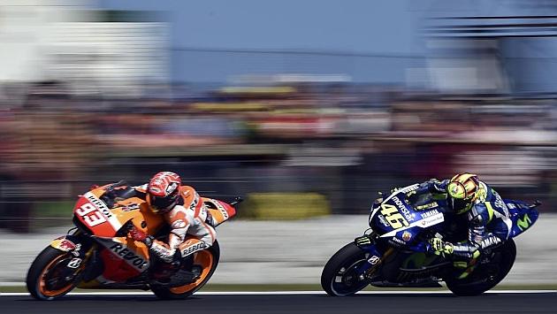 Rossi: Es nuestra culpa, de mi equipo y mía