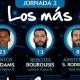 Un p�vot de 2,16 puso en riesgo el 'lo m�s' de Sergio Rodriguez