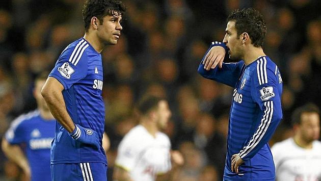 La MLS atrae a Cesc y Diego Costa