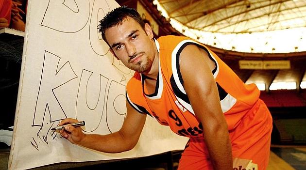 Marko Popovic con el Valencia Basket en 2003