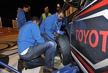 24 horas híbridas de Toyota: velocidad inteligente