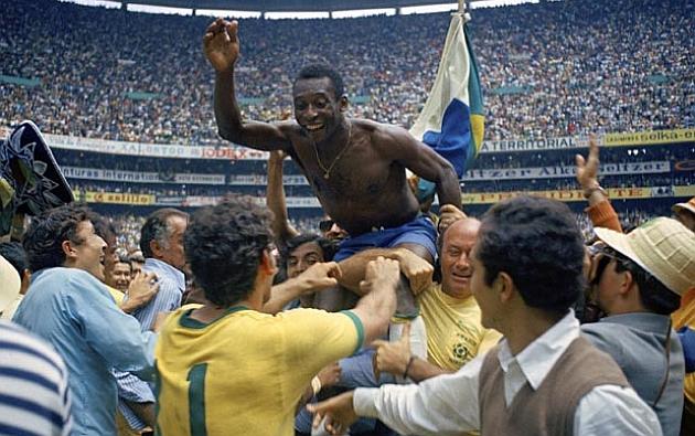 Pelé's three best moves at Mexico 1970