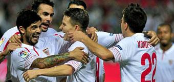 Sevilla vs Getafe en directo