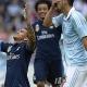Danilo anota en Bala�dos su primer gol con el Madrid