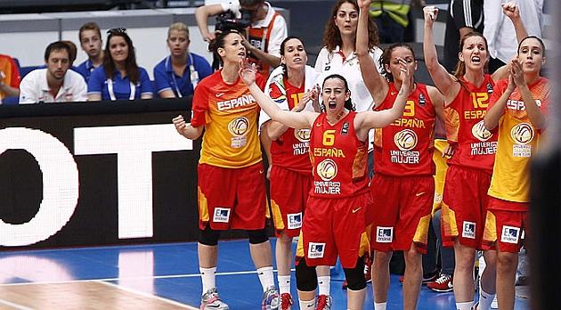 España aspira al Preolímpico femenino
