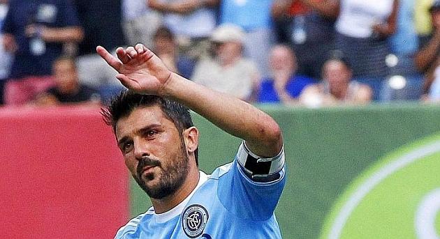 "Villa: ""Una mala temporada"""
