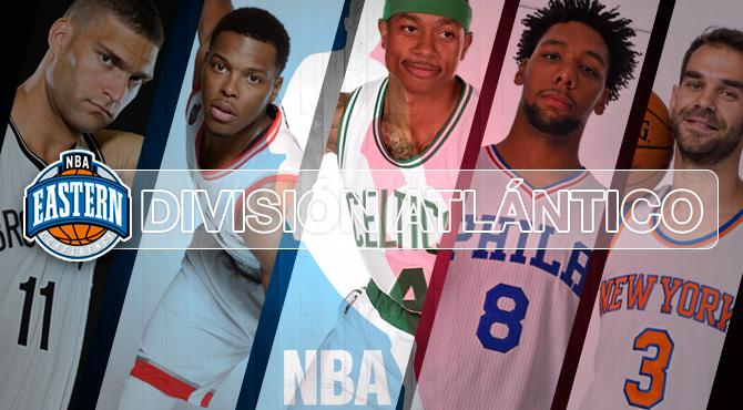Boston, Knicks y Raptors buscan el paso al frente desde el Este
