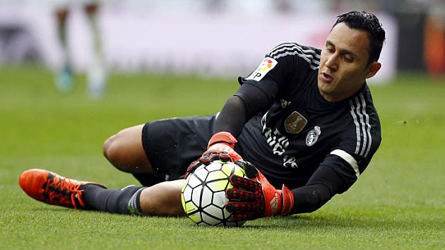 Real Madrid set to offer Keylor Navas a new deal