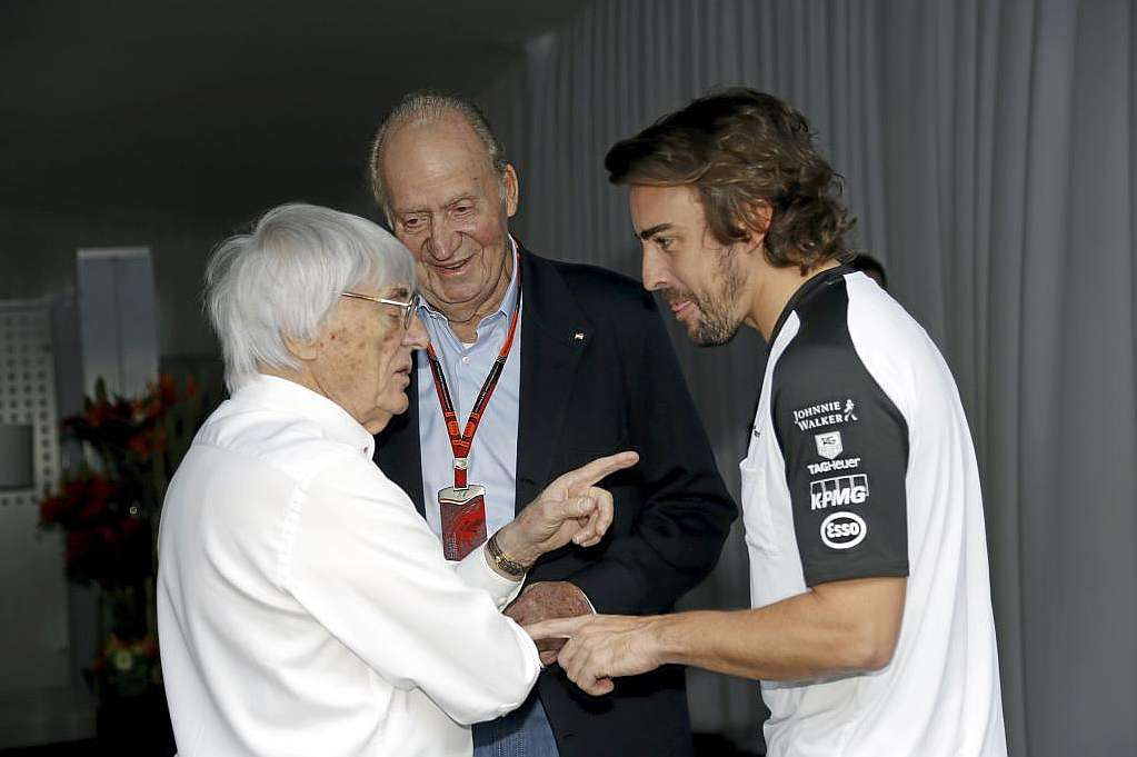 Resultado de imagen de Fernando Ecclestone