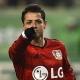Chicharito suma y sigue en la Bundesliga