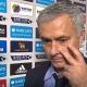 Mourinho no respondió a ocho preguntas tras el partido