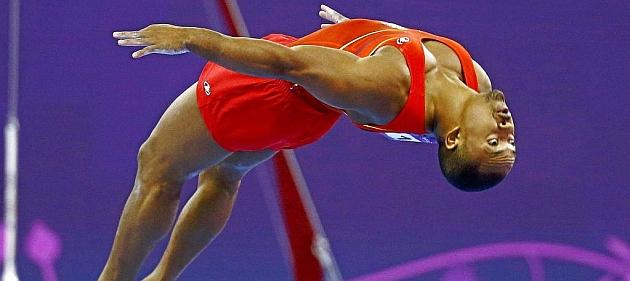 Ray Zapata, bronce en el Mundial