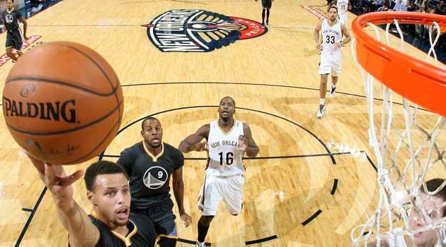Deconstrucción total del histórico show de 53 puntos de Curry: todos sus jugadones