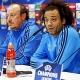 Marcelo y Ben�tez no se ponen de acuerdo... con Marcelo