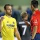 El Villarreal recurrirá la amarilla a Soldado frente al Sevilla