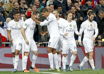 Real Madrid vs PSG en directo
