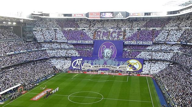 Champions League Real Madrid Psg Primer Lleno Del Bernabéu Marca Com
