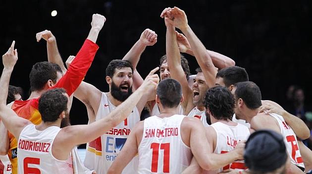 Cinco países aspiran al Eurobasket 2017