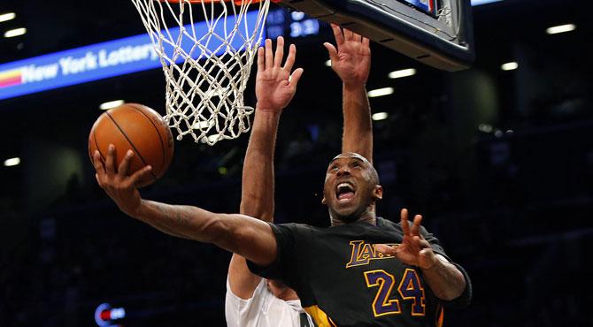 Kobe se sube al Delorean del Top para protagonizar su particular 'Regreso al Futuro'