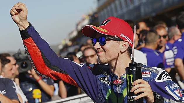 Lorenzo: On another day Márquez might've put the throttle down