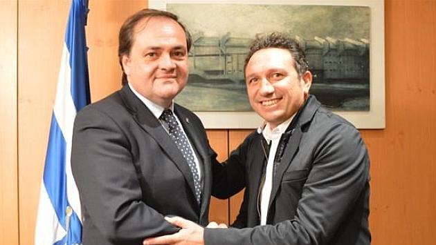 Eusebio Sacristán, nuevo entrenador de la Real Sociedad