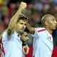 El Sevilla se recrea con sus 'jugones' ante el Real Madrid
