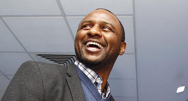 Vieira ya es entrenador del New York City de Villa