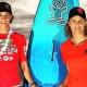 Iballa y Daida Ruano conquistan Hawai