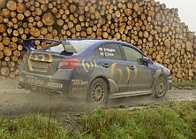 Subaru homenajeará a Colin McRae en el Rally de Gales