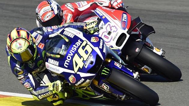 El 'amigo-enemigo' de Rossi era italiano