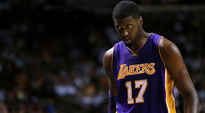 Los Lakers penan sin Kobe y llegan al 75%... de derrotas