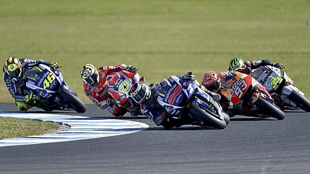 Así será la nueva MotoGP