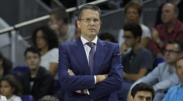 """Pedro Martínez: """"La Euroliga ha montado un corralito que es una mierda"""""""