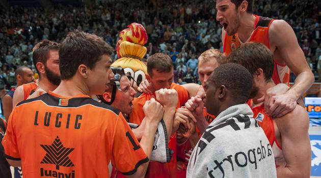 El Valencia Basket, invicto, es la sensación en el inicio del curso