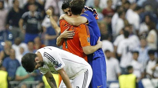 Morata: No me gustaría volver a jugar contra el Madrid