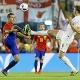 Thiago Alcántara sintió molestias en la rodilla
