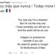 Piqué muestra sus condolencias recordando el 'Imagine' de Lennon