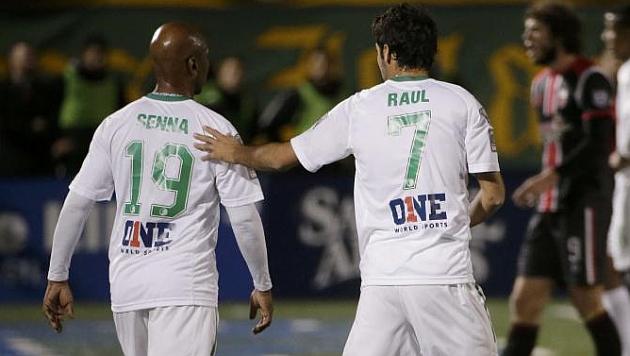 Morientes: Raúl se ha dejado la piel