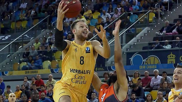 El Gran Canaria acaricia el Last 32 de la Eurocup